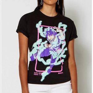 SPENCER'S - Izuku Pastel T-Shirt My Hero Academia